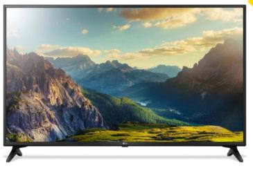 LG 49UK6200PLA 49-Zoll Ultra-HD Fernseher