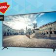 LG 50UK6300 50-Zoll UHD Smart-TV Fernseher: Hofer Angebot ab 13.9.2018 – KW 37