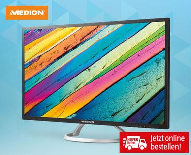Medion 31,5-Zoll QHD-Monitor