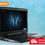 Hofer 8.4.2019: Medion Erazer X6805 MD 62650 Gaming Notebook im Angebot