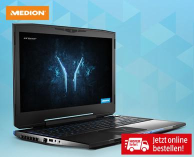 Medion Erazer X6805 MD 62650 Gaming Notebook