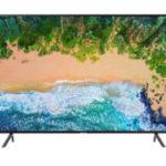 Samsung UE55NU7172 55-Zoll Ultra-HD Fernseher im Angebot bei Real 26.11.2018 - KW 48