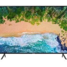 Samsung UE55NU7172 55-Zoll Ultra-HD Fernseher: Real Angebot ab 26.11.2018
