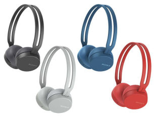 Sony WH-CH400B Bluetooth-Kopfhörer