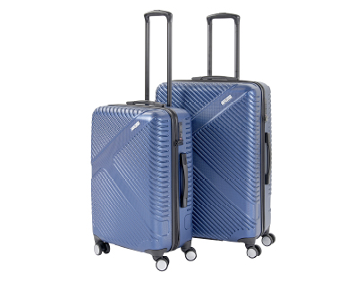 Royal Class Travel Line Polycarbonat-Koffer-Set: Aldi Süd Angebot ab 19.9.2019 - KW 38