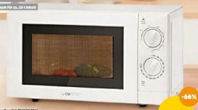 Clatronic MWG 786 Mikrowelle für 39,99€ im Angebot bei Penny Markt