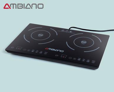 Ambiano Doppel-Induktionskochplatte