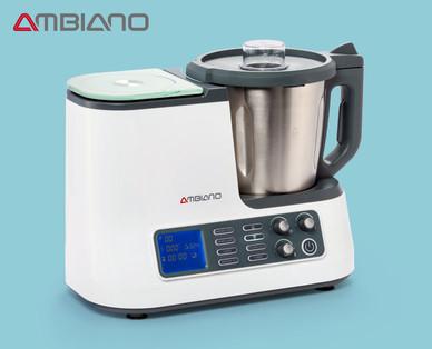 Hofer 21.10.2019: Ambiano Küchenmaschine mit Koch-Funktion + WLAN im Angebot
