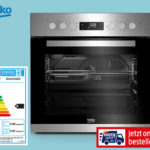 Hofer 21.10.2019: Beko Herd-Set BUE22320X im Angebot