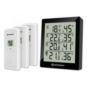 Bresser Thermo-Hygrometer Quadro
