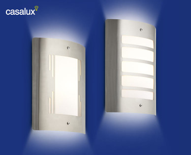 Casalux LED-Außenleuchte Basic