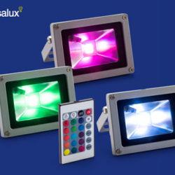 Hofer 25.10.2018: Casalux LED-Wandstrahler mit Farbwechselfunktion im Angebot