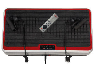 Christopeit Vibro II Sport Vibrationsplatte für 115€ bei Lidl