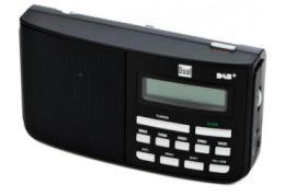 Dual DAB 51 Portables UKW DAB+ Radio