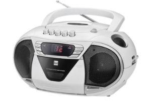 Dual P 65 Stereo-CD-Radiorecorder