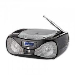 Dual P160 DAB+ und CD-Boombox