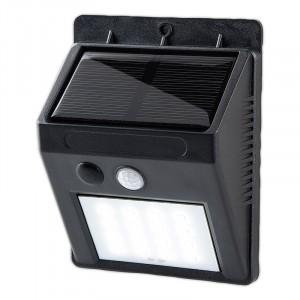 i-Glow Solar-Wand- und Sicherheitsleuchte Norma 30.9.2019