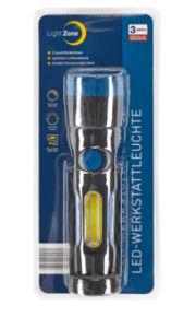 LightZone LED-Werkstattleuchte