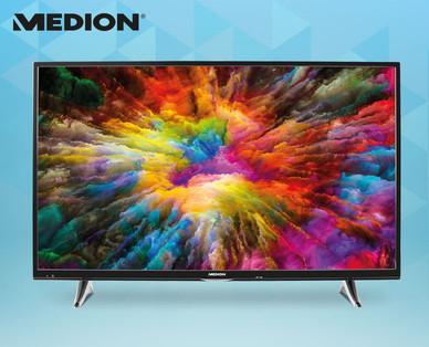 Photo of Aldi Nord 13.10.2018: Medion Life X15025 Ultra-HD Fernseher im Angebot