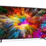 Medion Life X17528 75-Zoll Ultra HD Smart-TV Fernseher im Angebot bei Aldi Süd ab 9.9.2019