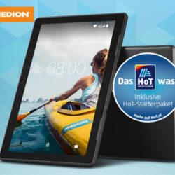 Hofer 31.10.2018: Medion LifeTab E10606 MD 61121 Tablet-PC im Angebot