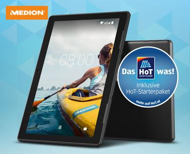 Photo of Hofer 31.10.2018: Medion LifeTab E10606 MD 61121 Tablet-PC im Angebot