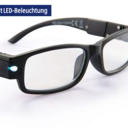 Modern Optic Lesehilfe mit Beleuchtung im Angebot » Hofer 28.11.2019 - KW 48