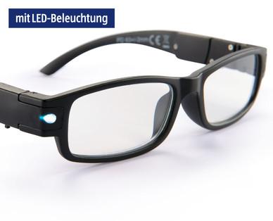 Modern Optic Lesehilfe mit Beleuchtung