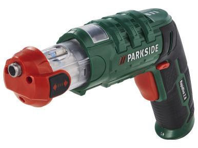 Parkside Rapidfire 2.0 Akku-Wechselbitschrauber