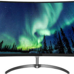 Philips 278E8QJAB 27-Zoll Curved-Monitor für 149€ bei Lidl