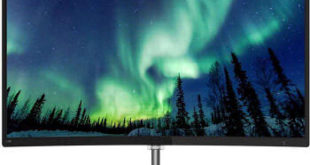 Philips 278E8QJAB 00 27-Zoll Curved LCD-Monitor