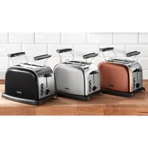 PowerTec Kitchen Retro-Edelstahl-Toaster im Angebot » Norma 25.11.2019 - KW 48