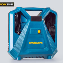 Workzone Mobiler Kompressor: Hofer Angebot ab 8.4.2019 - KW 15
