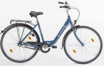 Zündapp Citybike Red 1.0 Fahrrad: Real Extrablatt am 20.9.2019 - KW 38