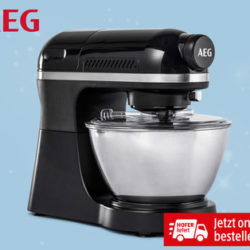 AEG KM3300 Küchenmaschine: Hofer Angebot ab 6.12.2018