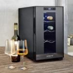 Ambiano Weintemperierschrank im Angebot | Aldi Süd 21.11.2019 - KW 47