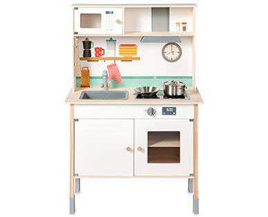 Holz-Spielküche