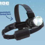 Hofer 4.11.2019: INOC LED-Stirnlampe im Angebot