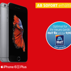 iPhone 6S Plus Smartphone: Hofer Angebot ab sofort