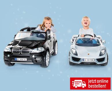 Kinder-Elektro-Auto