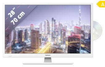 Lenco DVL-2862 DVDD 28-Zoll HD-Fernseher