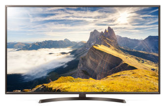 LG 55UK6400 55-Zoll Ultra-HD Fernseher
