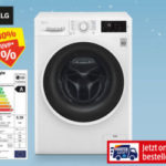 Hofer 5.12.2019: LG F14WD84EN0 Waschtrockner im Angebot