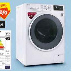 LG F14WD84ENO Waschtrockner: Hofer Angebot ab 19.11.2018