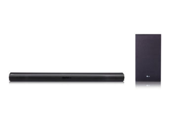 LG SJ4 2.1 Bluetooth-TV-Soundbar mit Subwoofer im Angebot » Real 2.12.2019 - KW 49