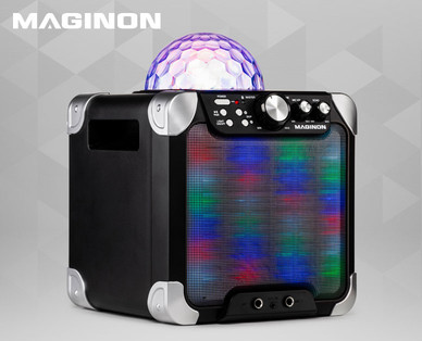 Maginon Party-Soundsystem