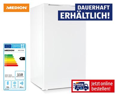 Medion 37544 Kühlschrank mit Eiswürfelfach im Angebot » Hofer 28.11.2019 - KW 48