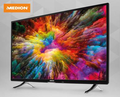 Medion Life X14907 49-Zoll Ultra-HD Smart-TV Fernseher