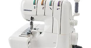 Medion MD 18030 Overlock Nähmaschine
