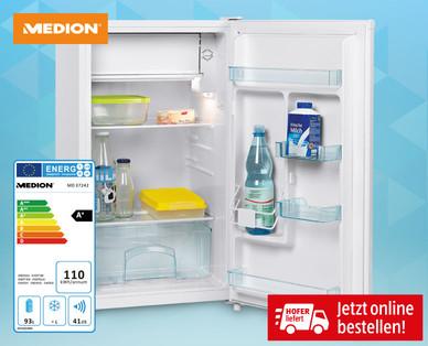 Medion MD 37242 Kühlschrank mit Eiswürfelfach